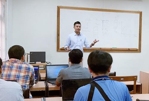 Internal training API 570 สำนักงานกรุงเทพฯ